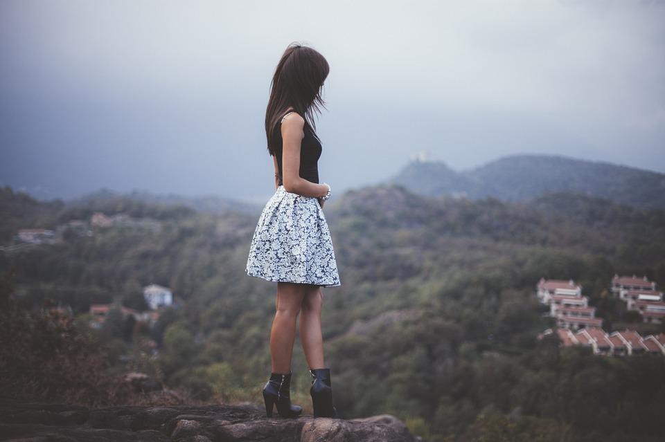 Les minis jupes